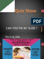 7 quiz show