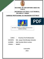 Informe Tecnico Iluminacion Alameda Pachacutec