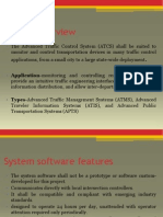 Advanced Traffic Control System (ATCS)