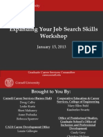 Expanding Job Skills_Jan 2013