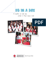 Red Cross Club Toolkit Club in a Box 2