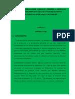 UTILIZACION DE RESIDUOS DE CARBON DE LEÑA PARA LA OBTENCION DE CARBONES ACTIVADOS DE ALTA CAPACIDAD ADSORTIVA EMPLEANDO DISTINTOS AGENTES ACTIVANTES.doc