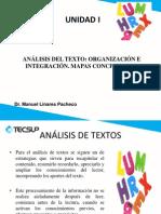 Unidad i Análisanalisis de texto