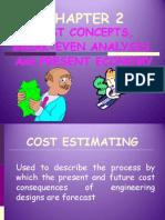 Cost Concepts Breakeven