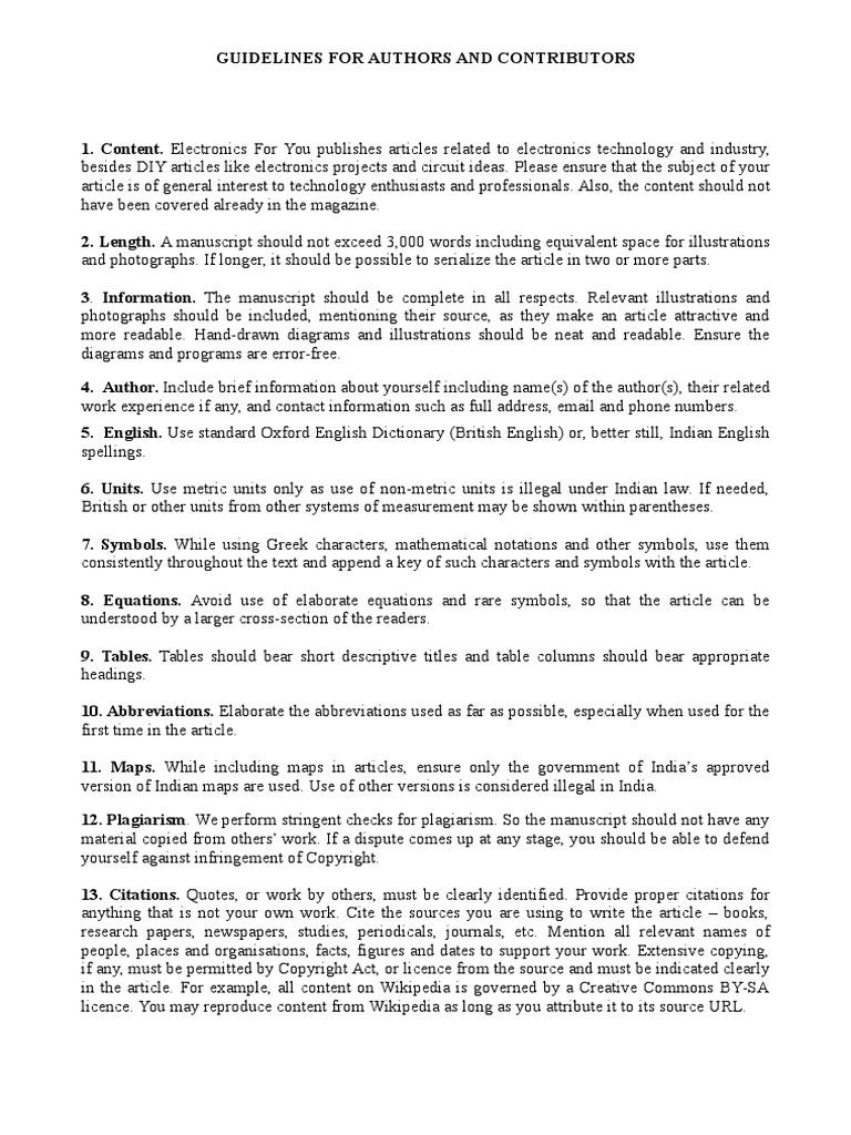Guidelinesforefyauthorsc wikipedia citation buycottarizona Images