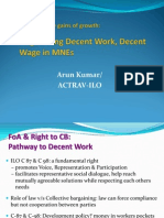 Negotiating Decent Wage New - ACTRAV-ILO