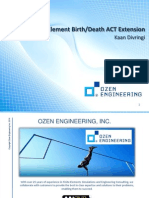 ANSYS Workbench Element Kill and Alive