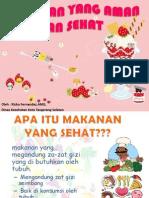 Makanan Jajanan Yang Aman Dan Sehat Buat Presentasi d Mts