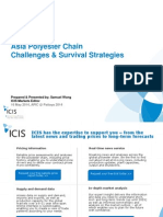 Asia Polyester Chain Challenges