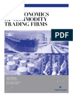 The Economics Commodity Trading Firms
