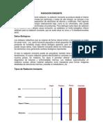Radiacion Ionizante(Trabajo) - Cantidades,Unidades y Definiciones
