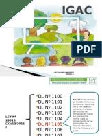 2.2.- Presentación IGAC
