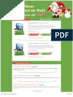 M4VGear Vente de Noël--Rabais de 40%
