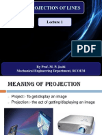 Projection and Application of lines.pptx