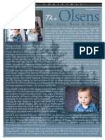 Olsen Newsletter December 2014