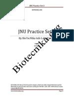 JNU Practice Set-3