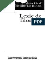 Alain Graf - Lexic de filosofie.pdf