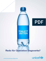 Operation Dagsverke 2015 Informationsbrochyr