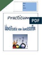 Identificatie Van Kunststoffen Prakticum