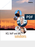 HCL VoIP and IMS Solutions