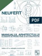 102862689 Ernst Neufert Manualul Arhitectului