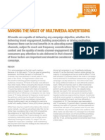 Multimedia Advertising