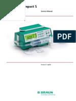 B.braun Perfusor Compact S - Service Manual