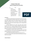 Kebijakan Publik Dalam Penanganan PKL