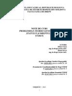 064 - Problemele Teoriei Generale a Statului Si Dreptului