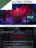 Boston Lyric Opera Print