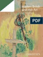 Modern British and Irish Art