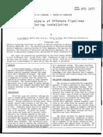 OTC-1071-MS Offshore Pipelines