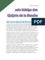 El Ingenio Hidalgo Don Quijote de La Mancha