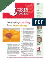 12. TLT Vol 2 No. 4 Dec 06 Separating Coaching From Supervising