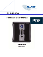 Manual Allnet ALL20600