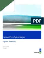 Advanced Power System Analysis_tcm144-460218