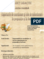 5 Proiect Didactic