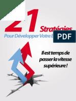 21.Strategies.pour.Developper.et.Perenniser.votre.entreprise