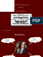 Levi's Presentation