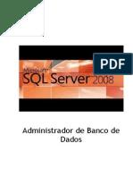 SENAI - BD - Microsoft SQL Server 2008