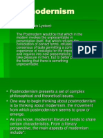 Postmodernism pp general.ppt