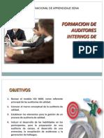 Formacion Auditor Interno Iso9001 2008