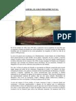La Herradura El Gran Desastre Naval