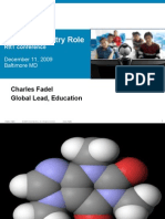 Charles Fadel-STEM Industry Role