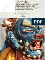 ASIAN HIGHLANDS PERSPECTIVES Vol 33 FARMERS, FUGITIVES, GHOSTS, AND EXPLODING GRASSHOPPERS   EVERYDAY LIFE IN HORSE RACE VILLAGE, A TIBETAN COMMUNITY ON THE YELLOW RIVER