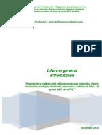 Informe General . Introducción