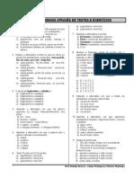 11 - Flexões Nominais - Testes