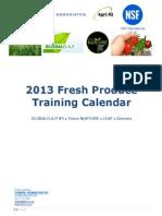 FP 2013 Training Calendar V14 130213