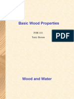Basic Wood Properties