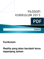 0. Filosofi Kur. 2013